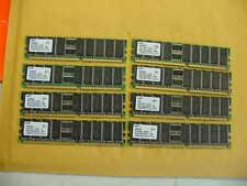 SGI  ALTIX  350 Server 4GB RAM MEMORY  8X512MB   A18 FOUR STICKS GOOD