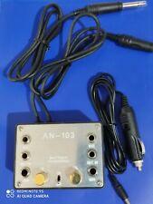 AN-103 Système D'Interphone Portable Pour Écouteurs Forces Aériennes 370011