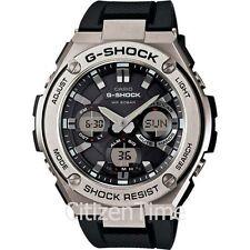 - Nuevo-Casio G-Shock Reloj Solar De Acero G GST 110-1A