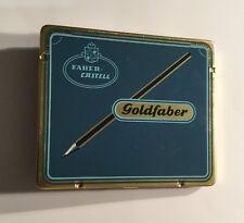 Faber Castell Goldfaber No. 4114D, sehr schön