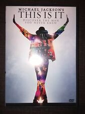 Michael Jackson - This Is It New DVD
