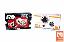 Star Wars BB8 Virtual Reality Viewer Last Jedi Rogue One Force Awakens BNIB