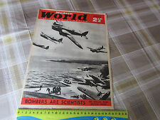 MODERN World ww2 Mag 07/11/1940 inc Guide TANK Fighting & Naval Roll of Honour
