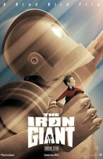 "The Iron Giant ( 11"" x 17"" ) Movie Collector's Poster Print ( T1)  - B2G1F"