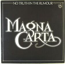 "12"" LP - Magna Carta - No Truth In The Rumour - C598 - RAR - washed & cleaned"