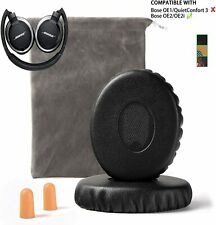 EARSUN Upgrade Bose On-Ear 2 (OE2) Earpad Replacement Compatible with Bose OE2 E