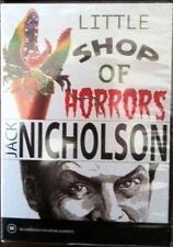 LITTLE SHOP OF HORRORS - JACK NICHOLSON HORROR NEW DVD MOVIE SEALED