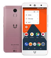 WileyFox Swift 2 Plus 32GB Rose Pink (Unlocked) Smartphone