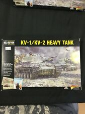 Bolt Action KV-1/KV-2 Heavy Tank Nib