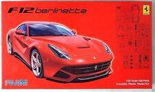 Fujimi 1/24 Ferrari F12 Berlinetta w/ photo-etched parts Rs-54 scale model kit