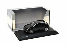 1:43 Kyosho Audi A1 black DEALER NEW bei PREMIUM-MODELCARS