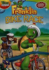 NEW SLIM CASE DVD // TREEHOUSE - FRANKLIN - BIKE RACE - ENGLISH AND FRENCH