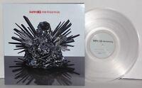 SUNN O))) Kannon LP Clear Vinyl Ltd Ed Gatefold Heavy Metal Doom PLAYS WELL