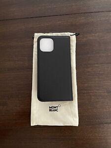 MontBlanc iPhone 11 Pro Case