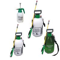 GARDEN SPRAYER WEED KILLER 5L CHEMICAL KNAPSACK PRESSURE SPRAY BOTTLE 1.5,8,5L