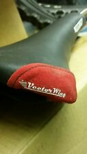 ritchey seat new old stock red edges vector wing mtb