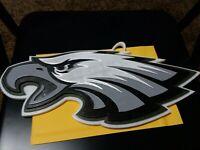 "3D PRINTED pla NFL Philadelphia Eagles 3D Graphics Logo Wall Sign 15"" x 8""×1.25"""