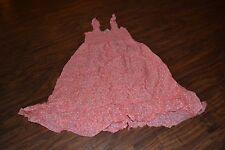 I0- SO Sleeveless Polka Dot Dress Size S
