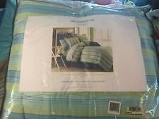 "Liz Claiborne ""Bridget"" Oversized Full/Queen Comforter New In Bag"