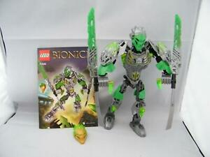 Lego Bionicle 71305 Lewa Uniter of Jungle Figure With Instructions