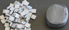 Pinewood Derby Tuning Weights Tungsten (Putty & Chips) 2 oz by TxChemist