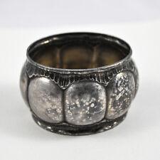 Napkin Ring Kraftalpacca/Nickel Silver/Napkin Holder/Napkin Ring