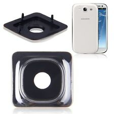 Rear Camera Frame Cover Lens For Samsung Galaxy S3 III i9300 i9305 Replacement