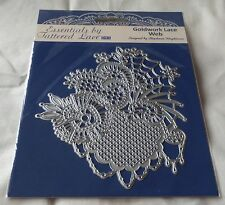BRAND NEW STUNNING TATTERED DIE - GOLDWORK LACE WEB - NEW RELEASE -VERY DETAILED
