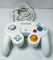 Official Nintendo White GameCube Controller Authentic DOL-003 Free Shipping Rare