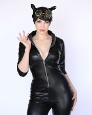 """Catwoman Grey"" 8x10 Personalized by voice of Catwoman Grey Griffin! ~ Charity !"