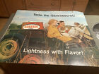 1960 Genesee Beer Poster Rochester NY