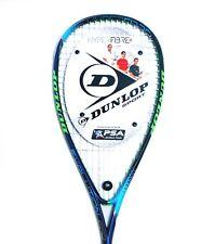 New Dunlop Hyperfibre+ Evolution Pro Nick Matthew Aeroskin Squash Racquet