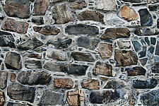 #   9 SHEETS mixed stones wall 21x29.1cm O SCALE SELF ADHESIVE    CODE R44J3