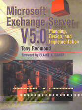 Microsoft Exchange Server 5.0: Planning, Design, and Implementation (HP Technolo