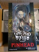 MEZCO TOYS~LIVING DEAD DOLLS~HELLRAISER~PINHEAD~RARE~OUT OF PRINT~
