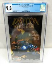 Dark Nights Death Metal #2  Foil Cover CGC 9.8 NM/M         Serial#  3748506015