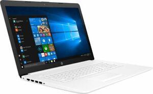 """HP 17.3"""" Full HD Laptop/Notebook Core i7-10510U 12GB 1TB+128GB SSD DVDRW White"""