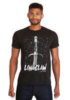 Game of Thrones Longclaw Sword Men's Black T-Shirt
