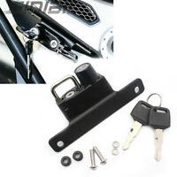 Right Side Alloy Helmet Lock Mount Hook for BMW R Nine T Pure Scrambler 2014-16