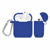 Kappa Kappa Gamma Deboss Silicone Cover for Apple AirPod Charger