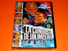 LA CONQUISTA DE UN IMPERIO - Español / Deutsch - Precintada