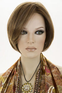 Nita Medium Short Lace Front Jon Renau Straight Blonde Brunette Red Wigs