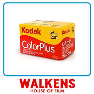 Kodak ColorPlus 200 35mm 36exp Camera Film - FLAT-RATE AU SHIPPING!