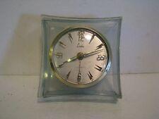 Vintage Landau alarm  clock  Germany not working  parts