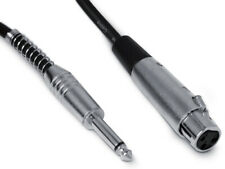 More details for professional female xlr to 1/4