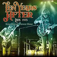 Ten Years After Live 1973 King Biscuit Flower Hour CD Limited Edition F/S wTrack