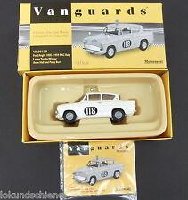 Ford Anglia 105E 1959 RAC Rally  Vanguards  1:43 #3774