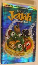 Jonah Big Ideas VHS Tape A Veggie Tales Movie