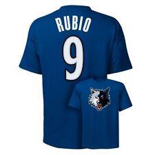 ($28) Minnesota Timberwolves RICKY RUBIO Jersey Shirt Adult MENS/MEN'S (L-LARGE)