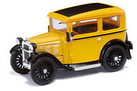 Ricko 38299 or 9838299 BMW Dixi 1929 Yellow - Assembled - HO Scale 1:87